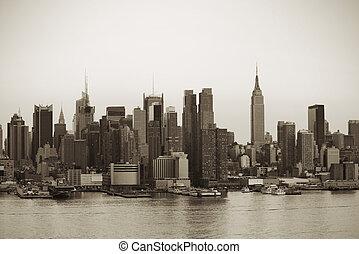Ciudad de Nueva York Manhattan