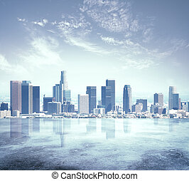 Ciudad urbana