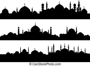 Ciudades musulmanas