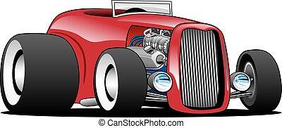 Clásica barra de la calle hi boy roadster