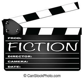 Clapper de ficción