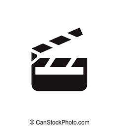 Claqueta de cine