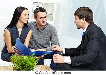clientes, el consultar