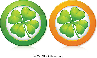 Clover en círculo