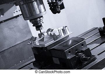 CNC, herramienta machina