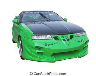 coche, afinación