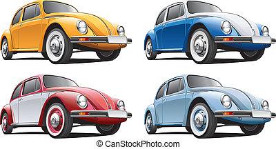 coche, clásico, no5