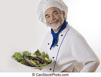 Cocina atractiva