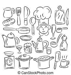 cocina, empate
