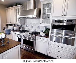 Cocina moderna con estilo