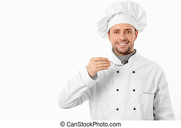 Cocinar con cuchara