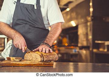 Cocinar en el trabajo