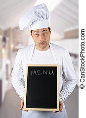 Cocinero cómico