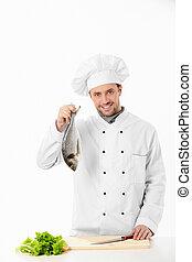 Cocinero encantado