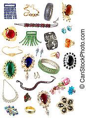 Colección de accesorios femeninos