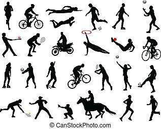 Colección de deportes