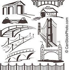 Colección de puentes
