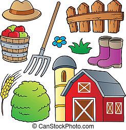 Colección de temas agrícolas 1
