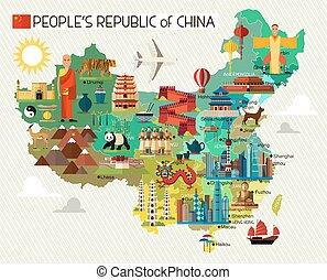 Colección de viajes de China