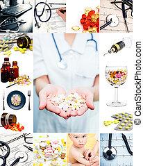 Colección médica