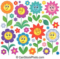 Coleccion de temas de flores 5