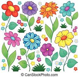 Coleccion de temas de flores 7