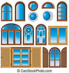 Coleccion de ventanas