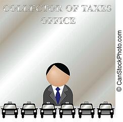 Coleccionista de impuestos
