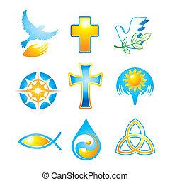 Coleccionistas y símbolos religiosos