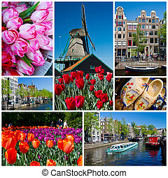 Collage Holland