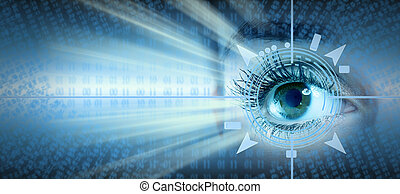 Collage ocular