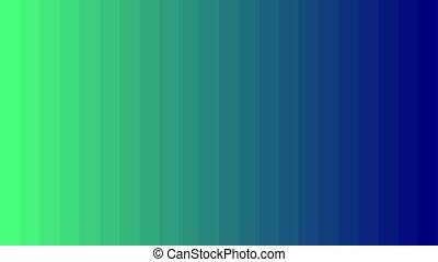 color azul verde, resumen, lines., illustration., plano de fondo, derecho, futurista, vector