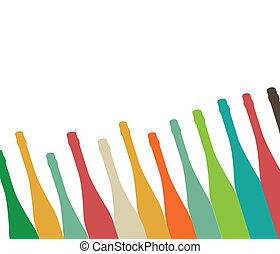 Color de botella