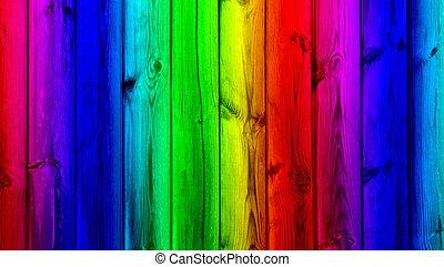 Color dulce de madera de fondo