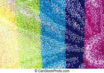 Color toall macro textura
