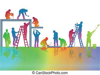 Colores de arte