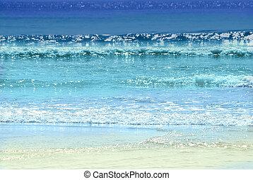Colores del océano