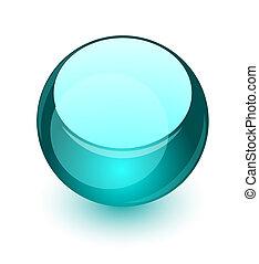 Coloridas formas de cristal