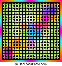 Colorido de vectores
