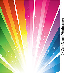 colorido, diseño