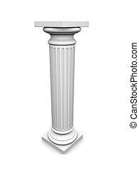 columna, 3d