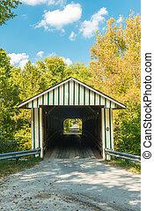 Colville cubrió el puente 2