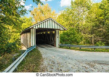 Colville cubrió el puente 3