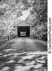 Colville cubrió el puente, Büw 6