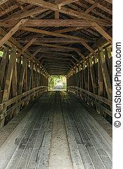 Colville cubrió el puente interior 1
