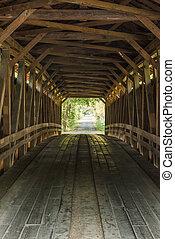 Colville cubrió el puente interior 2