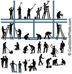 Comercio de construcción