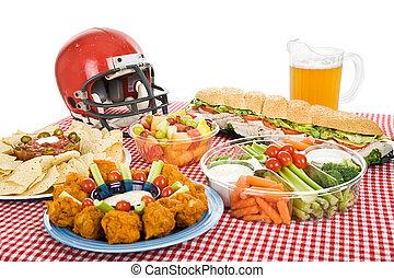 Comida de Super Bowl