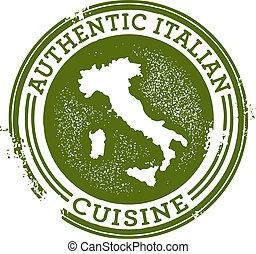 Comida italiana auténtica