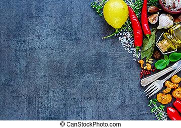 Comida saludable Bio